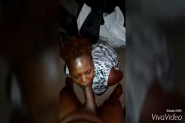 Grosses fesses de femme africaine